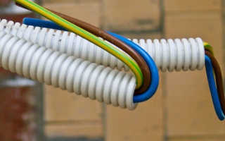 Гофра для кабеля: лучшее решение при изолированном монтаже электросетей