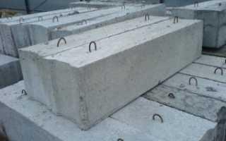 Блоки ФБС: размеры и характеристики универсального строительного материала