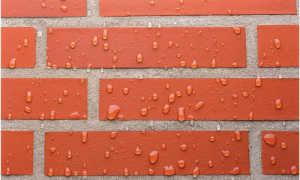 Гидрофобизаторы для бетона и кирпича: современные водоотталкивающие технологии
