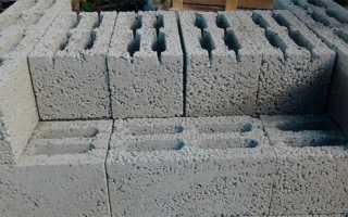 Плотность керамзитобетона: маркировка керамзитобетонных блоков