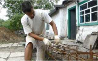 Как обложить дом облицовочным кирпичом если нет места на фундаменте: способы
