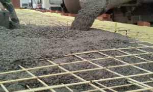 Вес 1м3 бетона м300: удельный, объемный, масса бетона