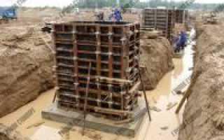 Опалубка колонн: несъемная, съемная, пластиковая, картонная, деревянная, металлическая
