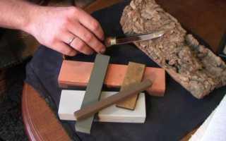 Точилка для ножей своими руками: как сделать эффективное приспособление