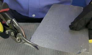 Ножницы по металлу ручные и электрические: обзор режущих инструментов