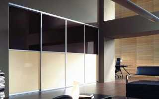 Шкаф-купе: фото дизайна фасада и разновидностей конструкции