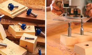 Фреза по дереву для ручного фрезера: разновидности и характеристика изделий