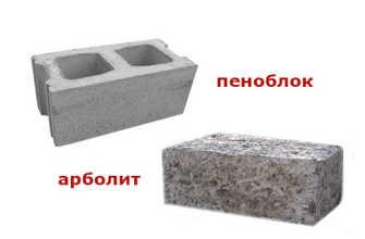Арболит или пеноблок: что лучше использовать в строительстве?