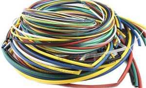 Термоусадка для проводов и ее применение в качестве изоляционного материала
