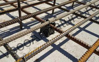 Защитный слой бетона для арматуры в фундаменте: факторы влияющие на толщину