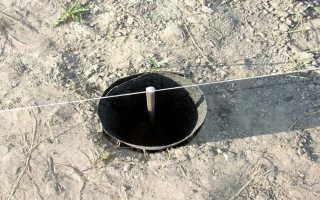 Опалубка для столбчатого фундамента: из чего сделать, доски, трубы, рубероид
