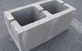 Пустотелые бетонные блоки: для стен, фундамента, забора