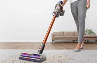 Беспроводной пылесос: надежный союзник в борьбе за чистоту