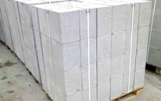 Сколько пеноблоков в кубе, количество пеноблоков в кубе, на поддоне