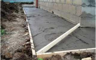 Опалубка для монолитного строительства: пластиковая, деревянная, стальная, алюминиевая
