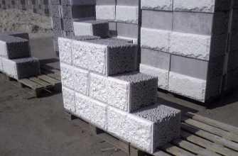 Керамзитобетонные блоки с облицовкой: виды и применение