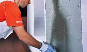 Штукатурка стен из керамзитобетонных блоков: внутри и снаружи