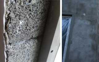 Штукатурка арболита снаружи: виды штукатурки