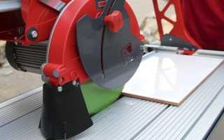 Ручной плиткорез: цена, обзор популярных моделей и нюансы использования